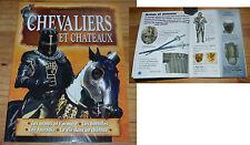 Chevaliers et châteaux, BK éditions, 24 pages, 2007