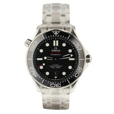 Omega Seamaster Diver 300M Co Axial Steel 42 mm Black Watch 210.30.42.20.01.001