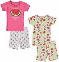 Cutie Pie Baby Toddler Girls 4-pc. Watermelon Pajama Set