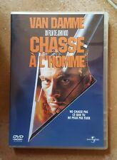DVD CHASSE A L'HOMME - Jean Claude VAN DAMME / Lance HENRIKSEN - John WOO