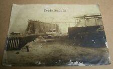 Alte Aufnahme der Zuckerfabrik in Adenstedt
