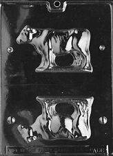 A066 3D Cow Chocolate Candy Mold w/instructions