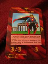Genschman - Illuminati New World Order INWO Rare German Limited edition