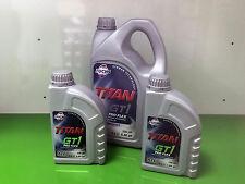 7 LITROS Fuchs Titan GT1 Pro 5W-30 - Aceite de motor