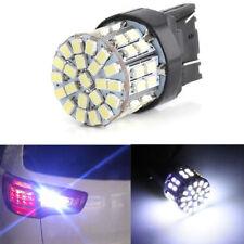 T20 7443 W21/5W 1206 50SMD Car Tail Turn Braket Parking White LED Lamp Universal