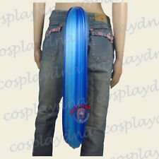 My Little Pony DJ Pon3 Ponytail Clip On Blue Mix Cosplay Wig Extension Tail A29