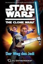 Star Wars The Clone Wars:Du entscheidest 01 von Sue Behrent (2011, Taschenbuch)