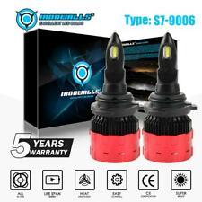 LED Headlight Kits 9006 HB4 HB4U 6000K 2100W 315000LM Fog Bulbs Pair HID Lamps