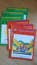 Lot of Alfred's Basic Piano Library Level 1A 1B Lesson Theory Technic Fun Good