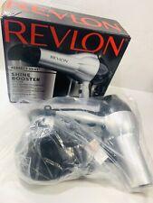 Revlon Perfect Heat Pro Stylist Shine Booster Hair Dryer 1 ea