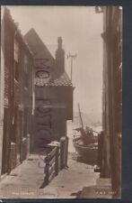 Yorkshire Postcard - Tin Ghaut, Whitby      RS17302
