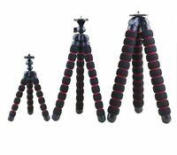 Octopus Tripod Flexible Camera Stand For Gopro Hero Nikon Sony Canon D5200 DSLR