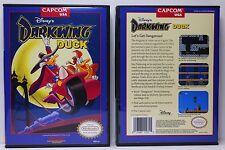 Darkwing Duck - Nintendo NES Custom Case - *NO GAME*