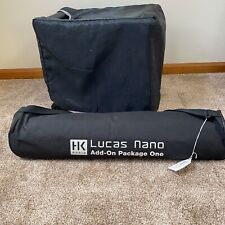 Used HK Audio Lucas Nano 300 Stereo PA System
