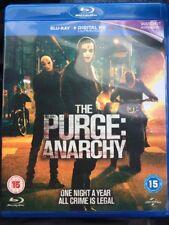 The Purge: Anarchy [Blu-ray] - DVD
