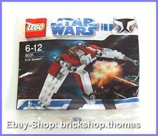 Lego Star Wars 8031 - V-19 Torrent - Mini Polybag OVP - NEU / NEW