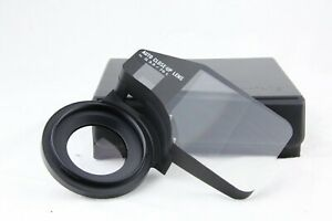 【 TOP MINT in Case 】NEW MAMIYA 6 Auto Close Up Lens for G 75mm f/3.5 from JAPAN