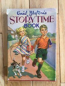 Enid Blyton's Storytime Book 1964 Dean & Son Ltd Exc Cond
