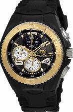 Technomarine Men's TM-115100 Cruise JellyFish Black & Gold Watch