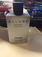 CHANEL ALLURE HOMME SPORT HAIR BODY WASH 6.8 OZ