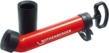 Saug- + Druckreiniger Ropump Super Rothenberger E/D/E Logistik-Cente