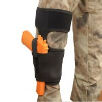 Tactical Concealed Carry Ankle Hand Gun Pistol Holster Right Leg Holster For LCP