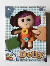 Toy Story Collection - Dolly - Thinkway Toys 64029- Rare With Certificate