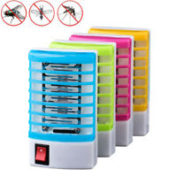 LED Socket Electric Mosquito Killer Lights Fly Bug Insect Trap Zapper US Plug