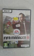 ORIGINAL BRAND NEW P C VIDEO GAME FIFA MANAGER 11