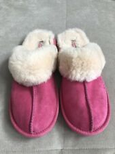 Ugh Girls Pink Sleepers Size 6 Youth Worn Once 1019065K