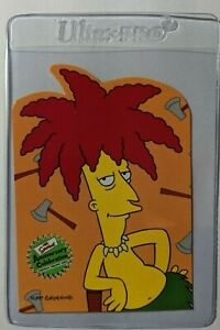 2000 Inkworks The Simpsons Anniversary Cut Ups Chase Insert C9 Sideshow Bob