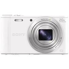 Sony Cyber-shot dsc-wx350 18,2 MP cámara digital blanco nuevo embalaje original