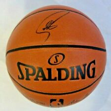 Stephen Curry Signed Basketball with COA