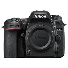 Nikon D7500 20.9MP DX-Format CMOS Digital SLR Camera Body