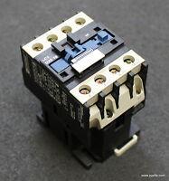 TELEMECANIQUE Schütz contactor LC1D2510P7 25A 230VAC 50/60Hz 006776 3 PH