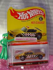 RLC Hot Wheels Neo-Classics MAXI TAXI✰Gold OLDS 442✰Redline Club✰Series 13✰4000