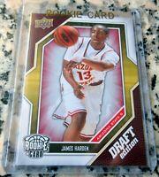 JAMES HARDEN 2009 Upper Deck #1 Draft Pick Rookie Card RC BROOKLYN NETS $ HOT $