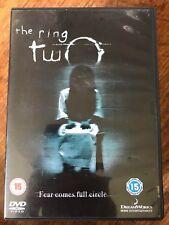 Naomi Watts Sissy Spacek THE RING TWO / 2 ~ 2005 American Horror Remake UK DVD