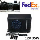 Portable 12V 3A ABS Evaporative Air Conditioner Air Cooler Fans For Home/Car/SUV photo