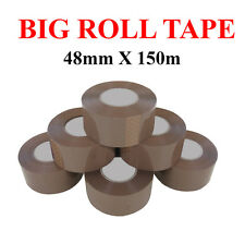 Extra Stark Groß Band 48MM X 150M Brown Groß Verpackungsband