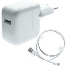 Original Apple USB 12W Schnell Ladegerät Netzteil Ladekabel iPad A1401