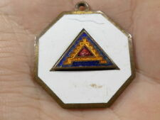 WWII US 7th Army Safety Award Medal Faub