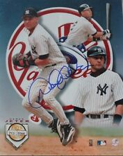 DEREK JETER SIGNED AUTOGRAPHED NEW YORK YANKEES 8X10 PHOTO W/ COA!!!