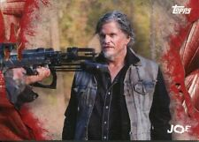 Walking Dead Survival Box Base Card #46 Joe