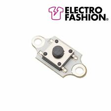 2 x Electro Fashion Push Button Switch E-Textiles Sewable Electronics Projects