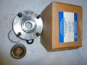 Hub Front Fits 84-94 TEMPO 78201