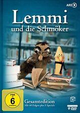 Lemmi und die Schmöker - Gesamtedition: Alle 40 Folgen (Fernsehjuwelen) [9 DVDs]