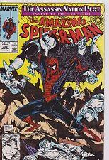 THE AMAZING SPIDERMAN #322 NM UNREAD LOT OF 5 MCFARLANE ART 1989 MARVEL COMICS