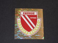 N°142 BADGE WAPPEN ENERGIE COTTBUS PANINI FUSSBALL 2006-2007 BUNDESLIGA FOOTBALL