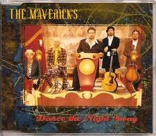 MAVERICKS Dance The Night Away 4TRX CD RAUL MALO